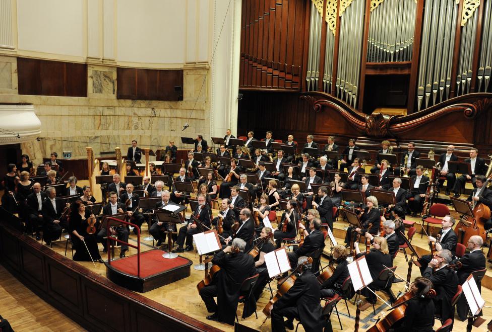 Koncert symfoniczny @ Filharmonia Narodowa